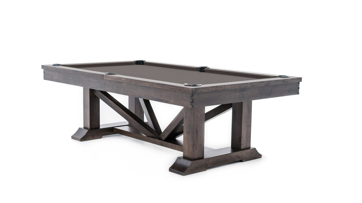 plank and hide lucas pool table main stock