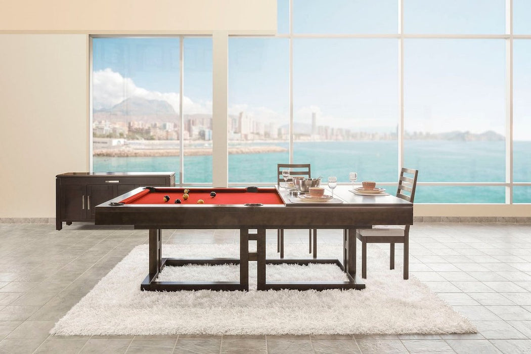 Canada Billiard Maze Pool Table