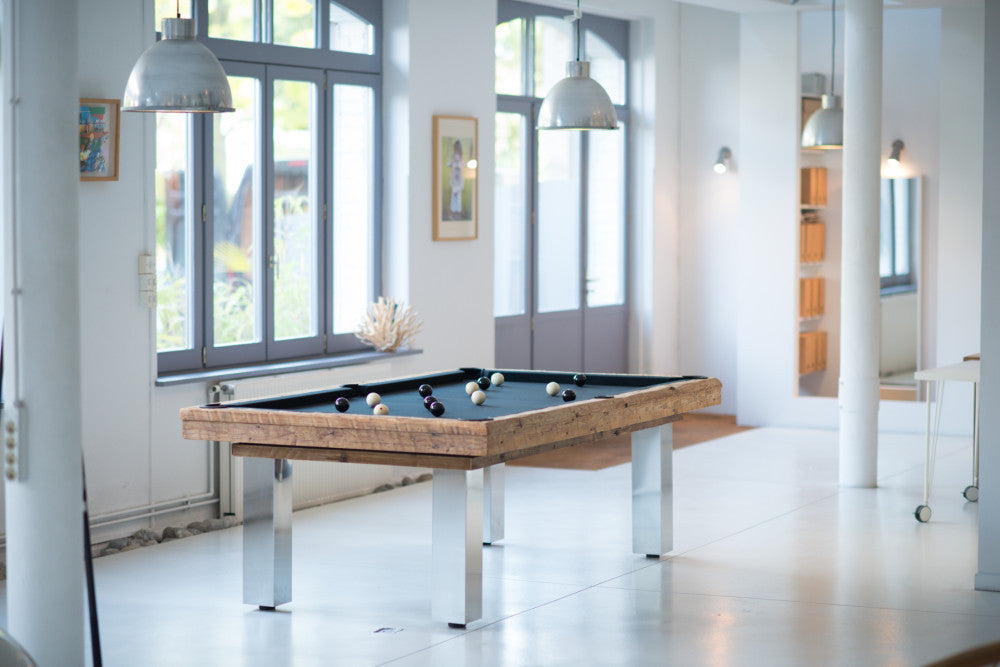 ... Billard Toulet Megeve Pool Table In Business ...
