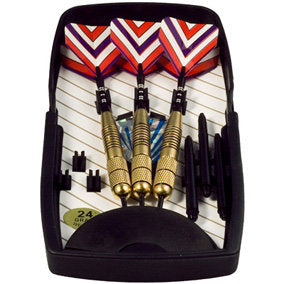 Nodor STA-400 Striped Brass Darts