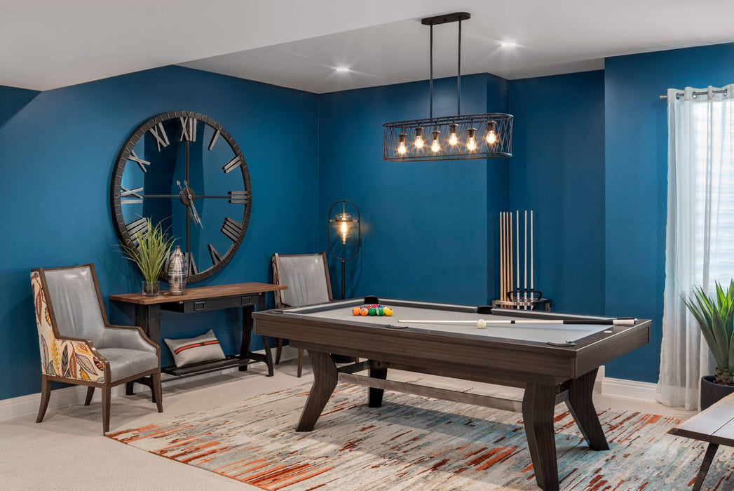 Olhausen Laguna Pool Table in room