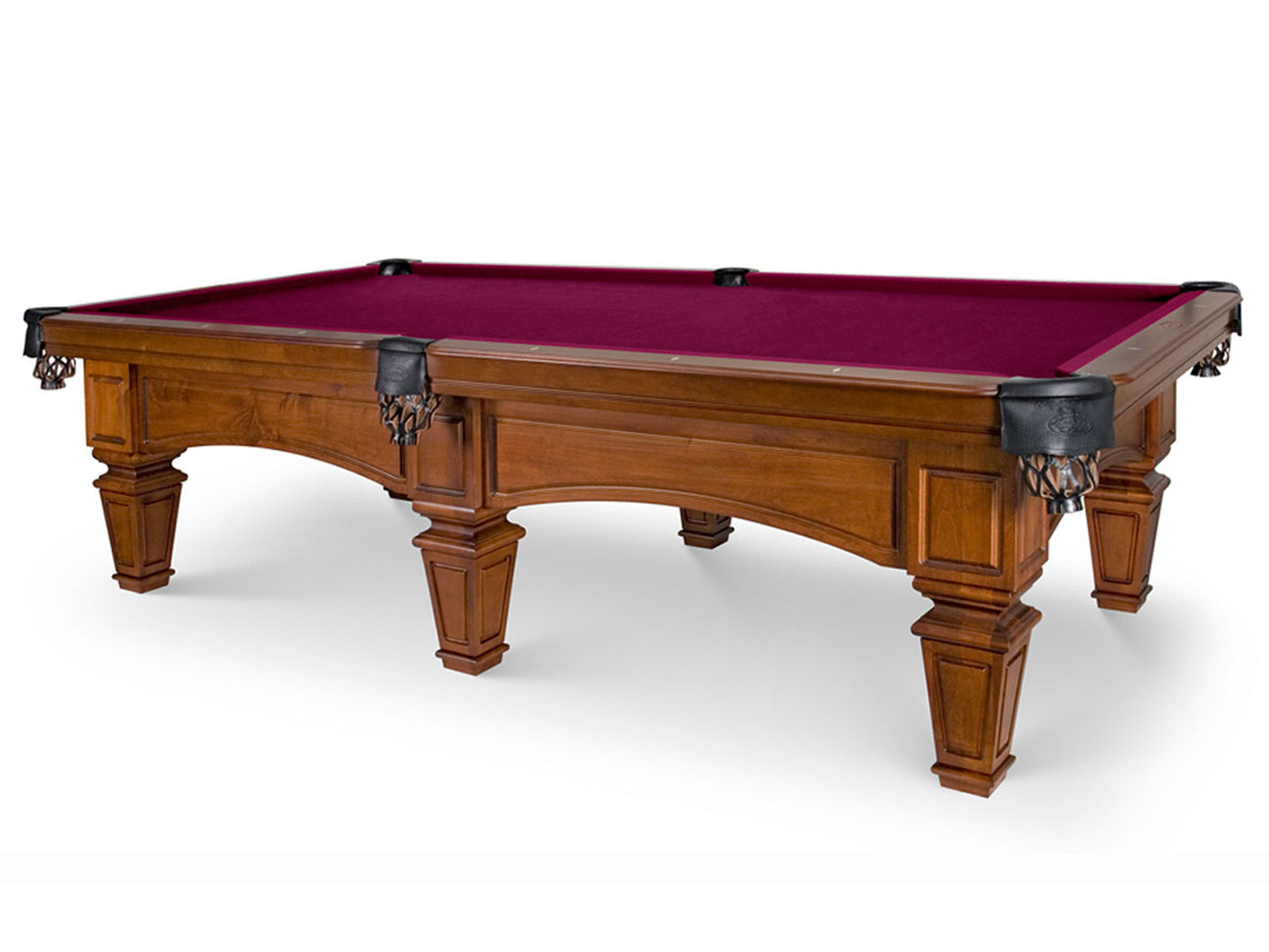 ... Olhausen Belle Meade Pool Table Stock2