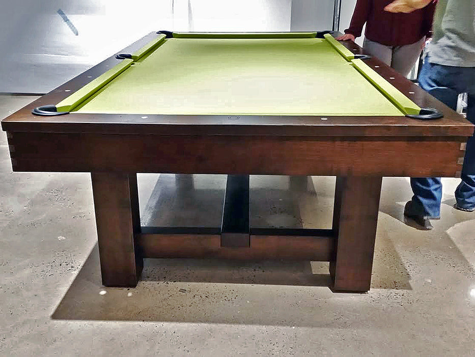 custom breckenridge pool table