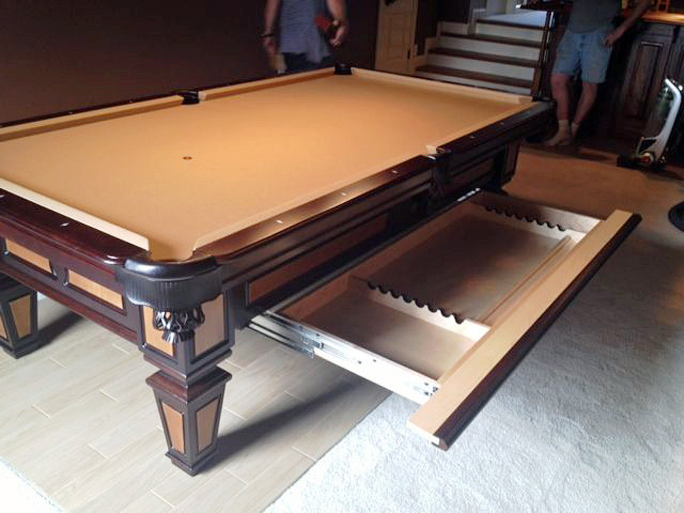 Olhausen Brentwood Pool Table Robbies Billiards - Brunswick brentwood pool table