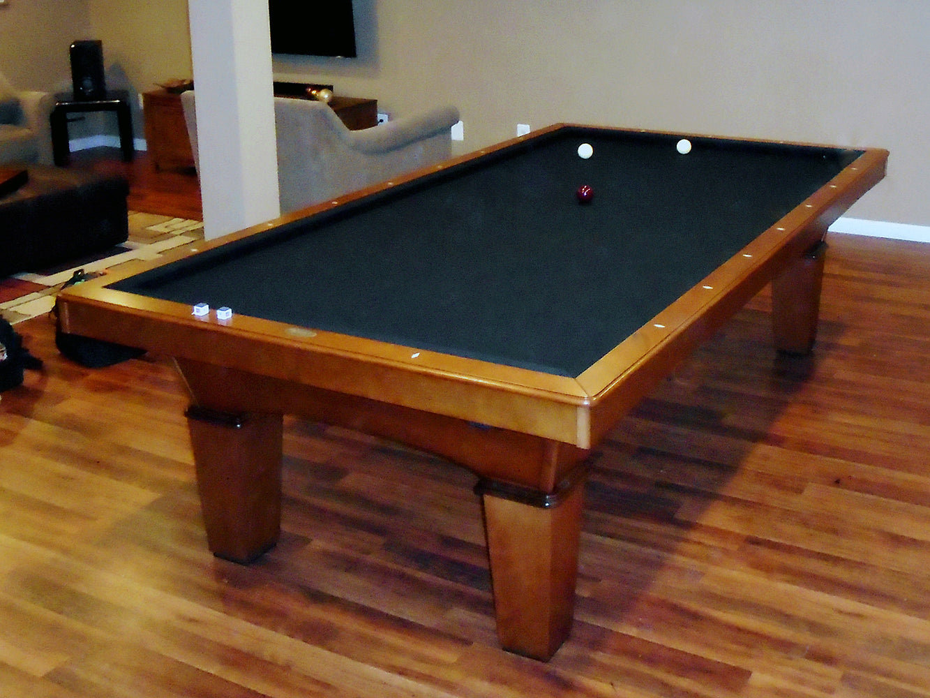 Olhausen Reno Pool Table Carom Rails