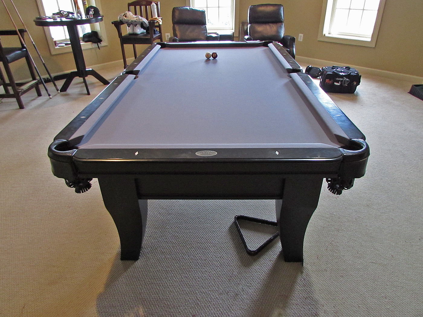 Superbe ... Desean Jackson Olhausen Chicago Pool Table ...
