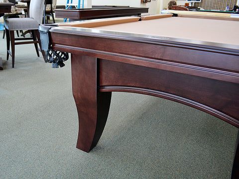 Chicago Pool Table Leg