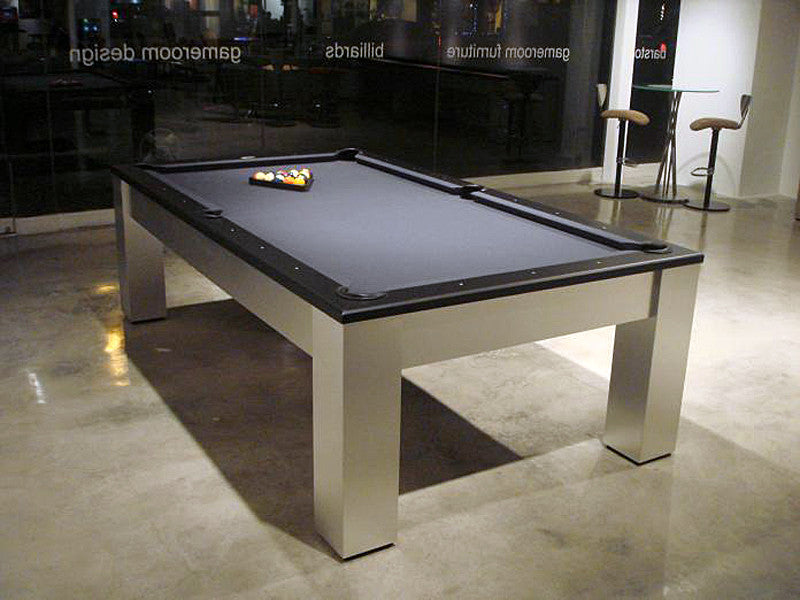 olhausen madison pool table aluminum