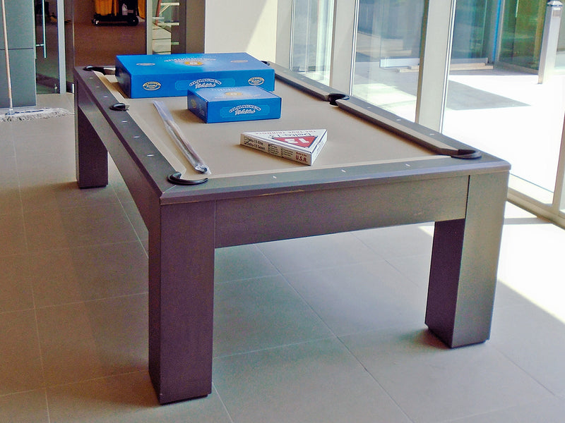 olhausen madison pool table designer grey