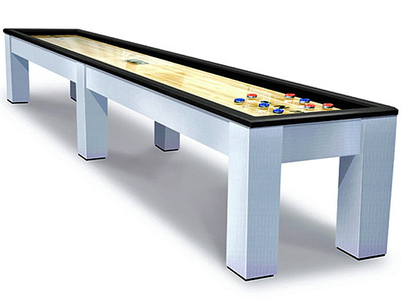 madison shuffleboard table alluminum