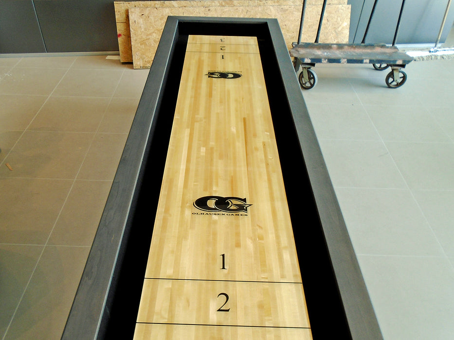 madison shuffleboard table surface