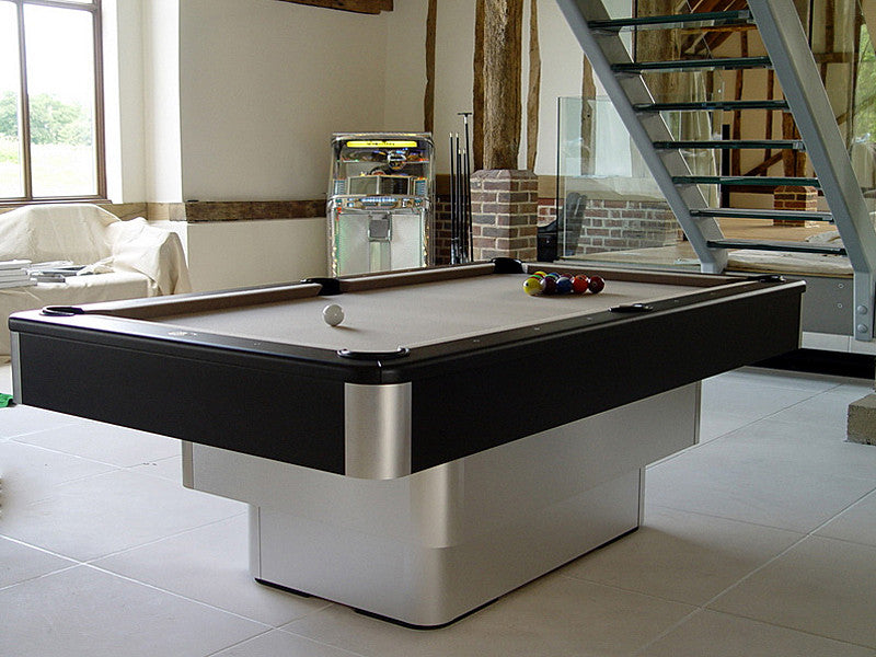 olhausen maxim pool table two tone