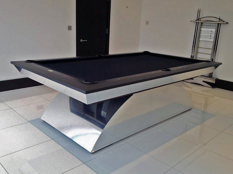 Modern Pool Table Aluminum