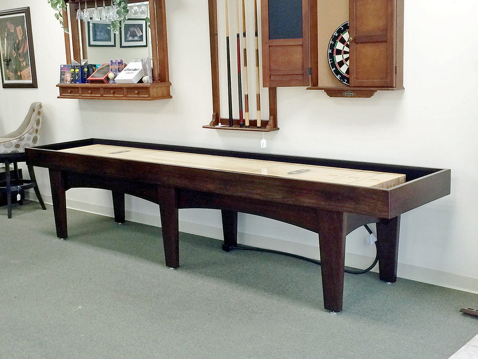 olhausen pavilion shuffleboard table