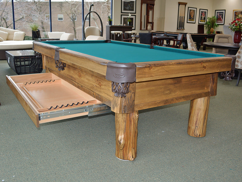Olhausen Pinehaven Pool Table drawer