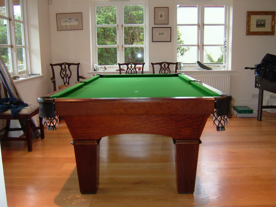 Olhausen Reno Pool Table traditional mahogany