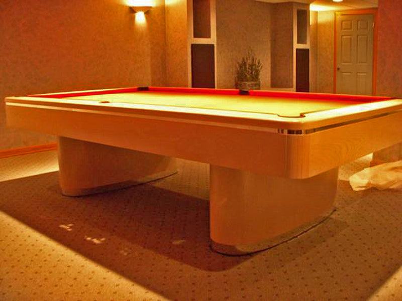 Sahara Pool Table natural maple
