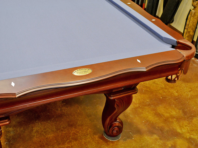santa anna pool table detail