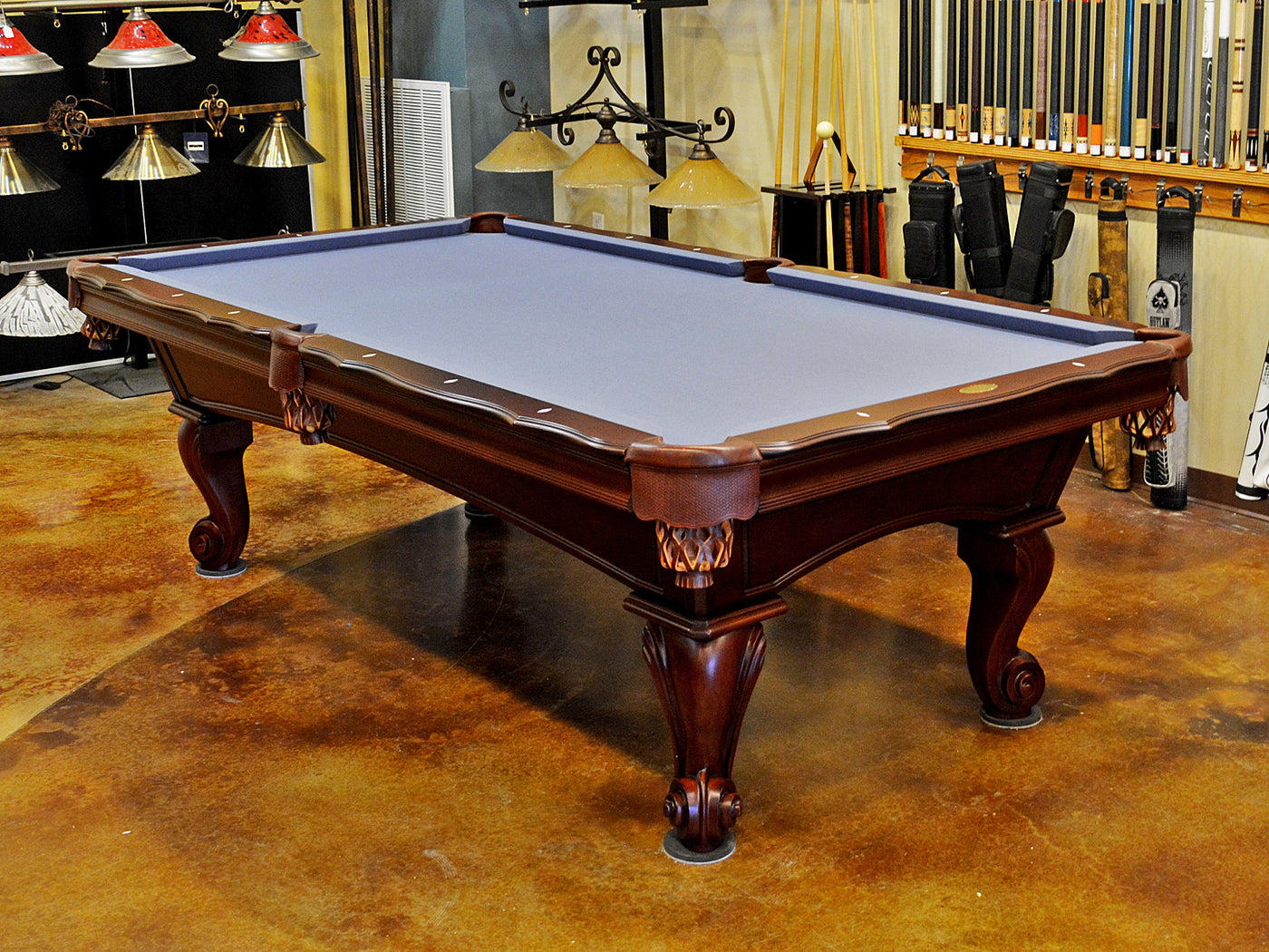 Delicieux Olhausen Santa Anna Pool Table ...