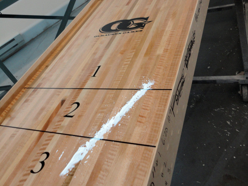 Olhausen Brentwood Shuffleboard Table