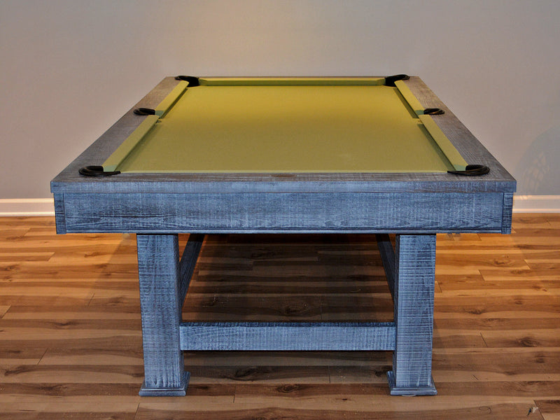 olhausen taos pool table end