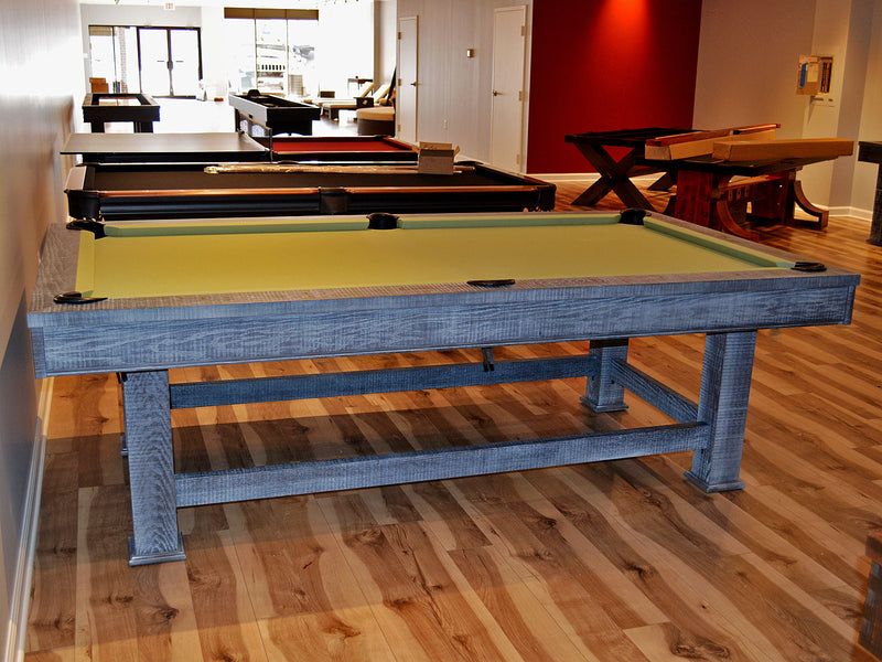 olhausen taos pool table side