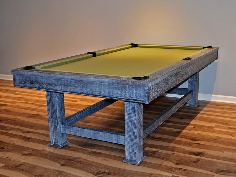 olhausen taos pool table showroom
