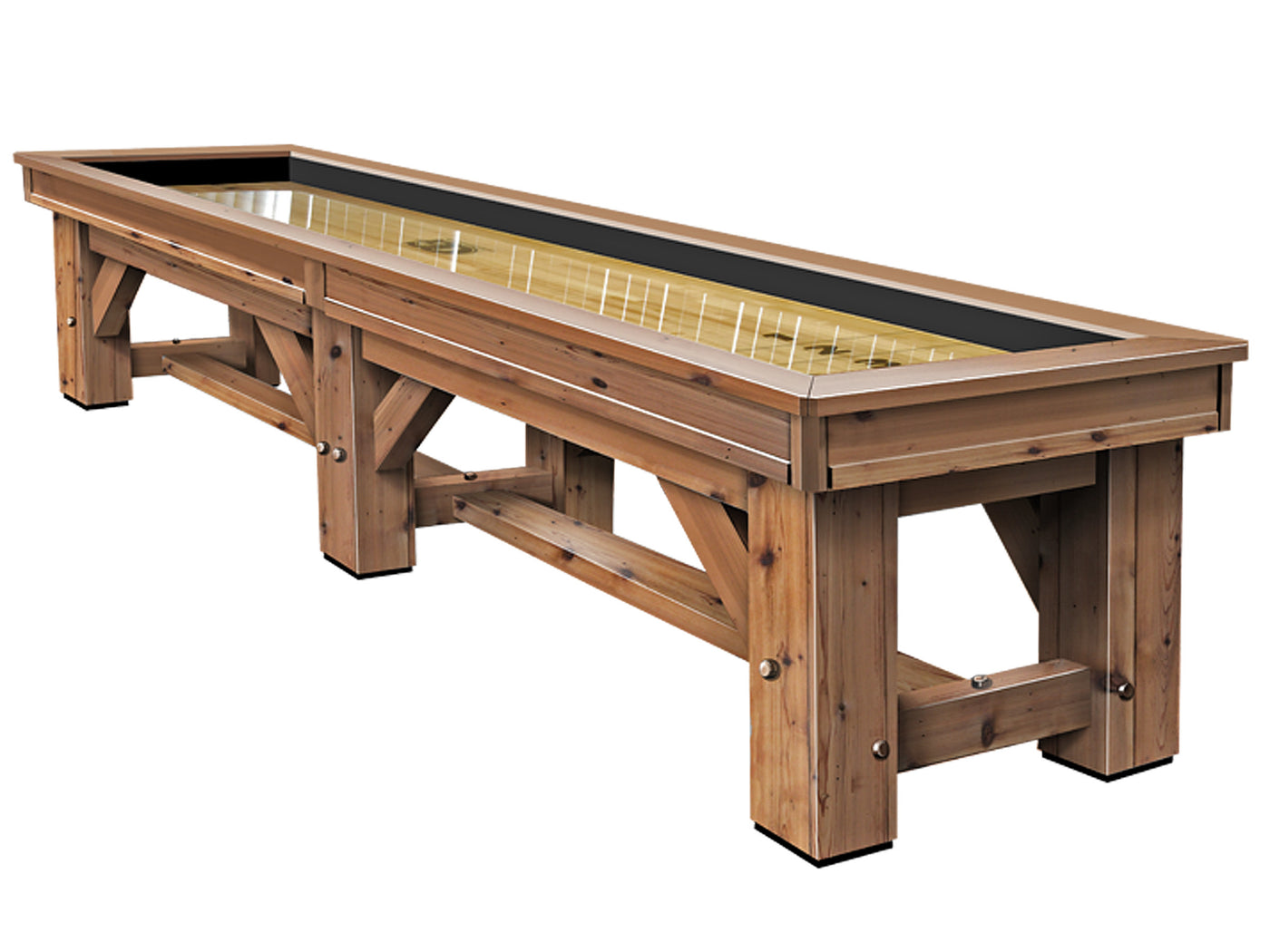 Olhausen Timber Ridge Shuffleboard Table Robbies Billiards