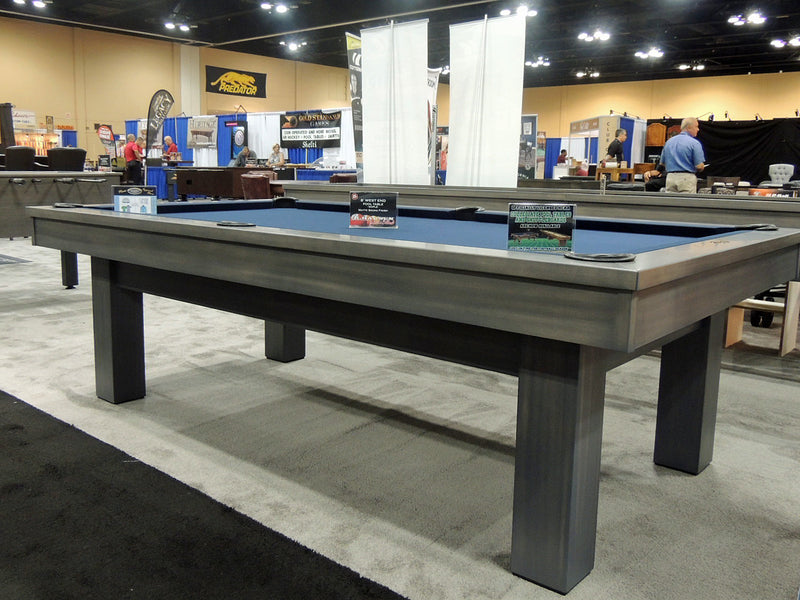 Olhausen West End Pool Table side view