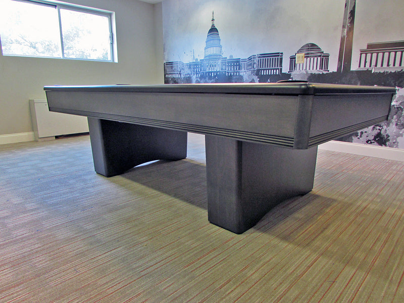 olhausen york pool table slate grey