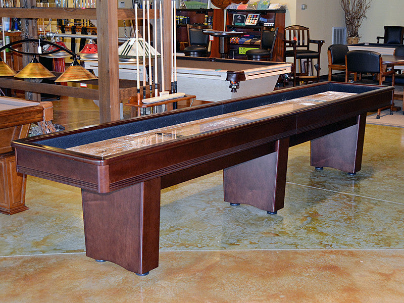 olhausen york shuffleboard table
