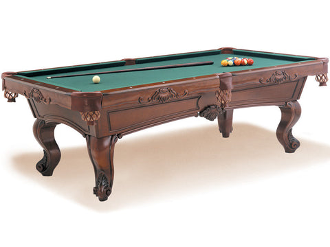 A Olhausen Dona Marie Pool Table
