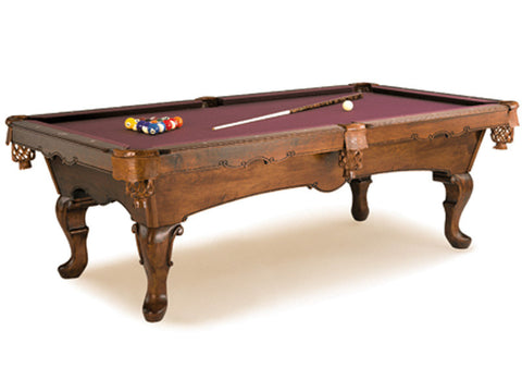 A Olhausen Lafayette Pool Table
