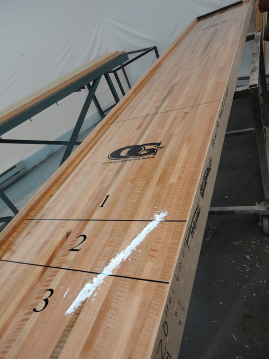 olhausen shuffleboard play surface