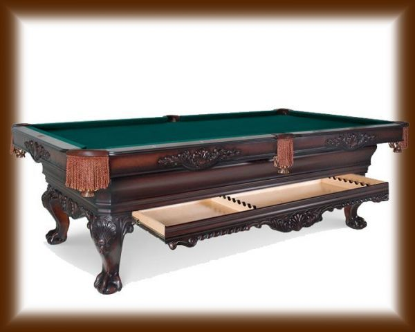 Olhausen St Andrews Pool Table Robbies Billiards