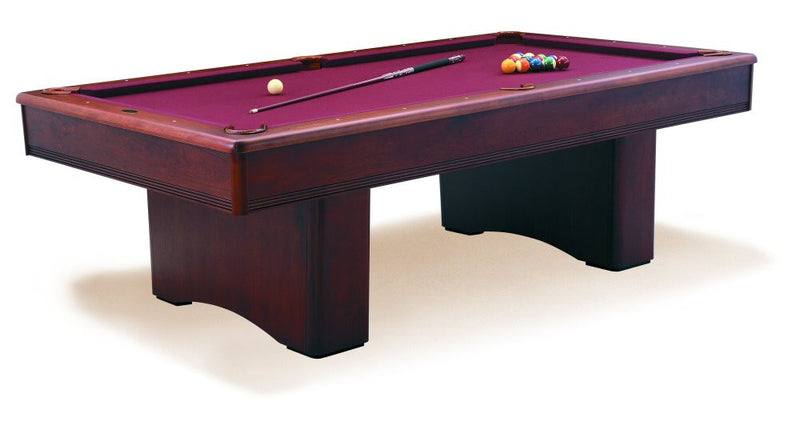 olhausen york pool table mahogany 2