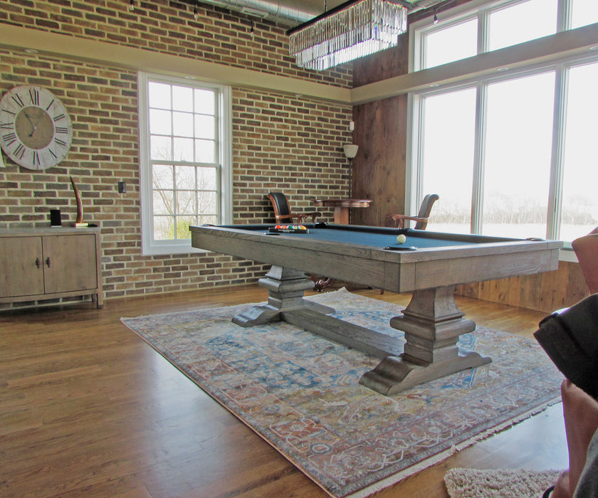 Beaumont Pool Table in room
