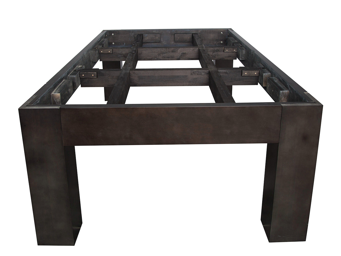 Plank And Hide Fulton Pool Table Robbies Billiards - Pool table base