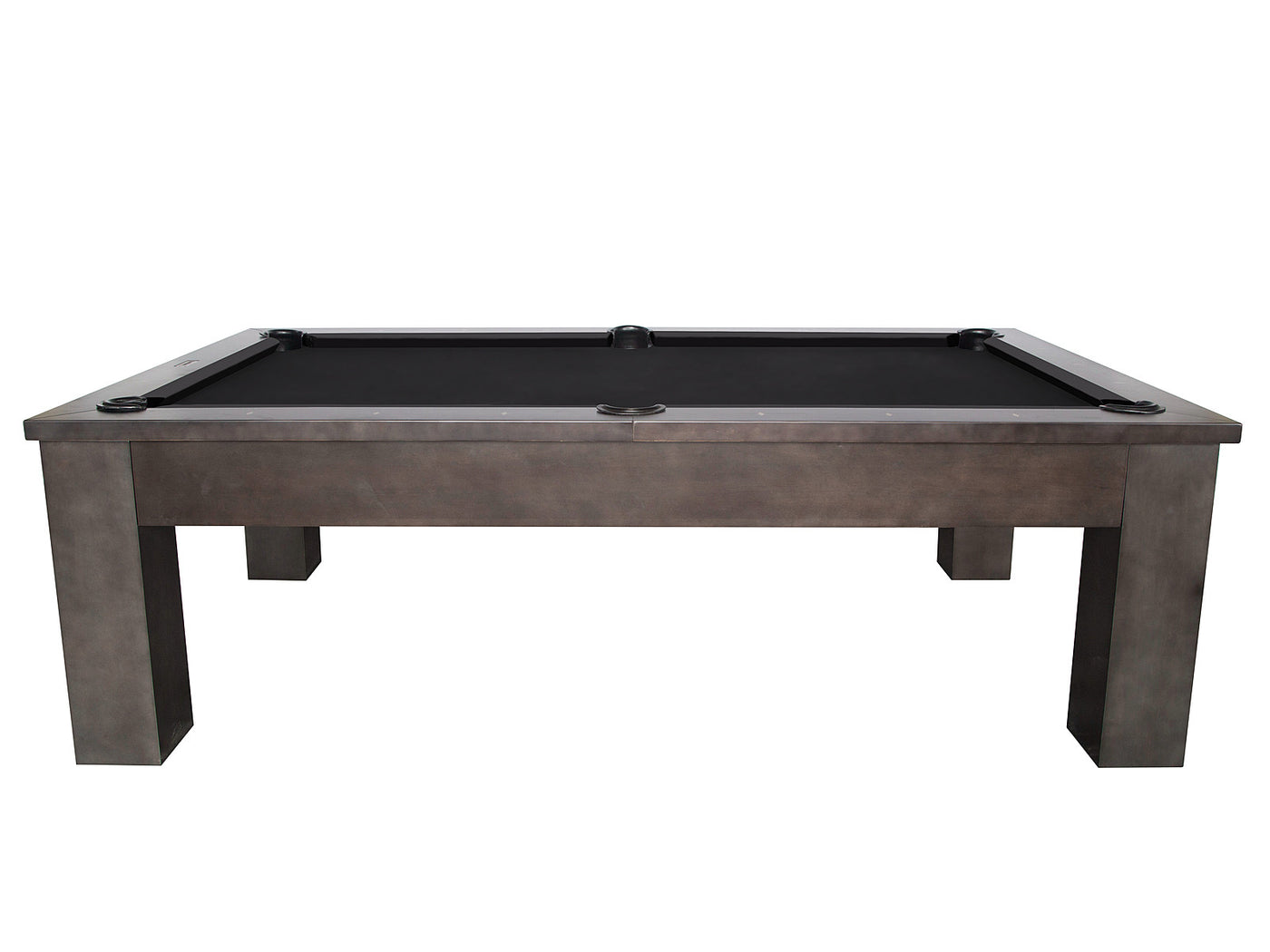 Plank and hide fulton pool table robbies billiards plank and hide fulton pool table slate side stock geotapseo Gallery
