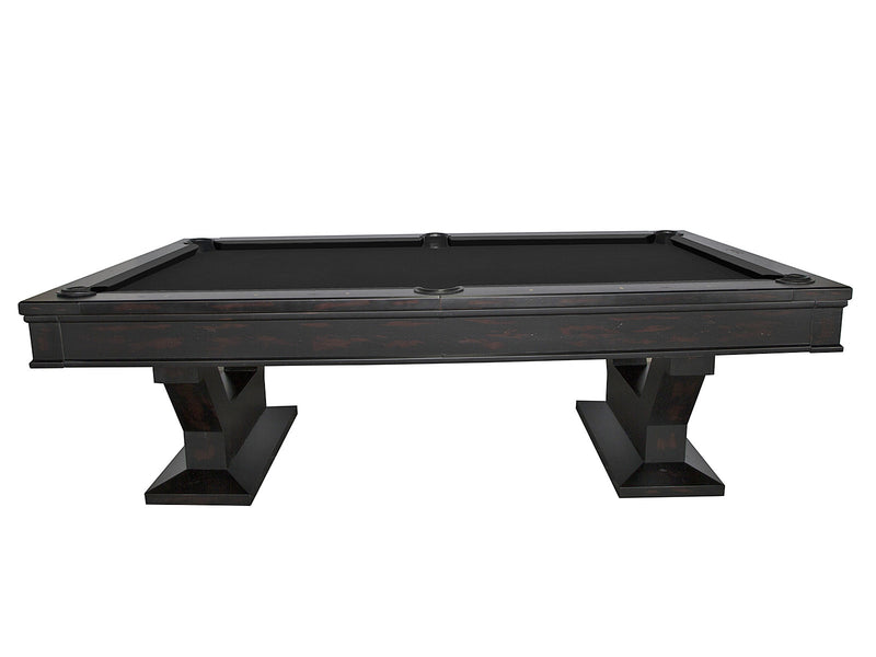 plank and hide gaston pool table side stock