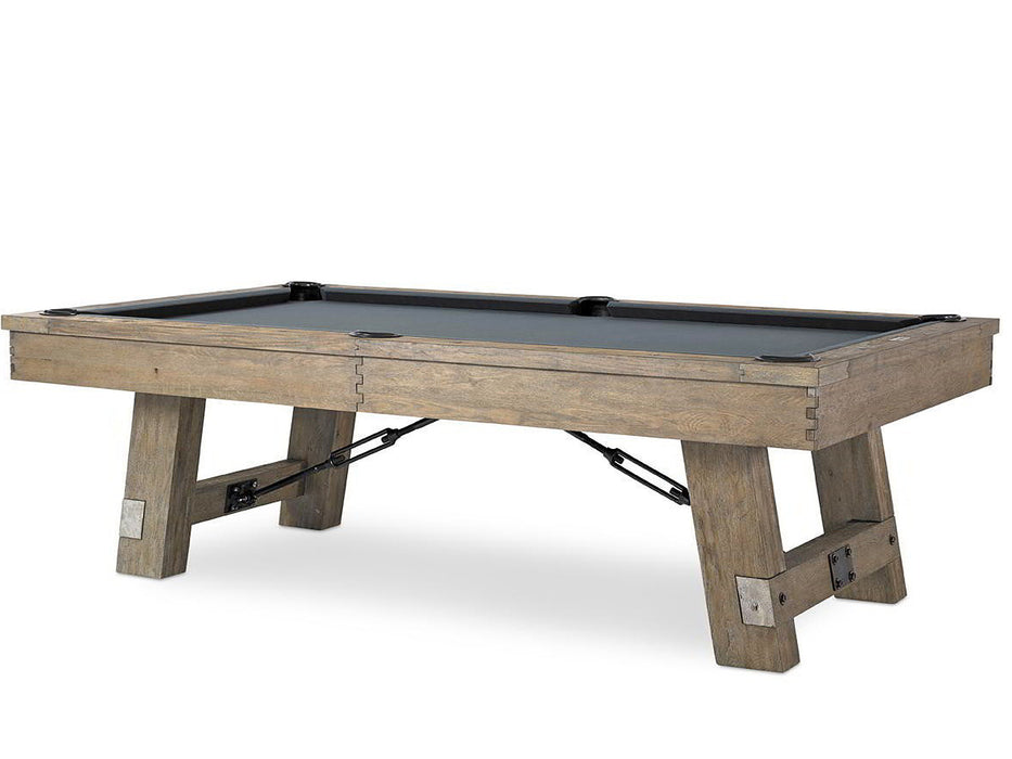 plank and hide isaac pool table stock