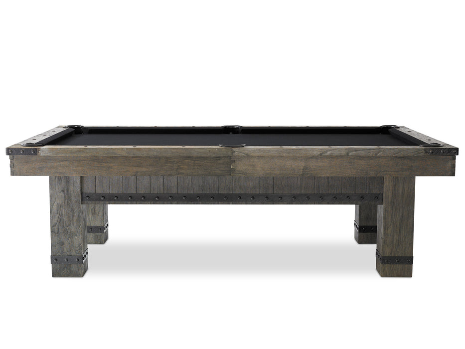 plank and hide morse pool table 2016 stock side
