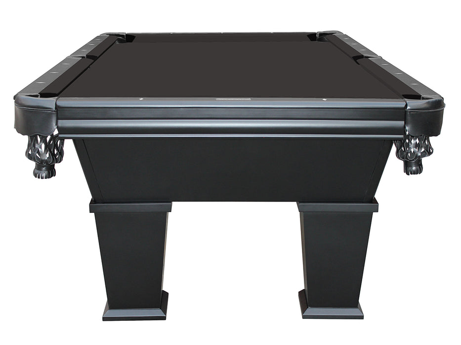 Plank and Hide Parsons Pool Table