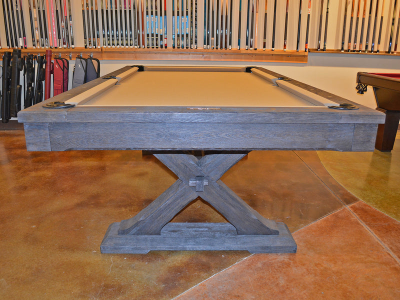 Presidential Kariba Pool Table end