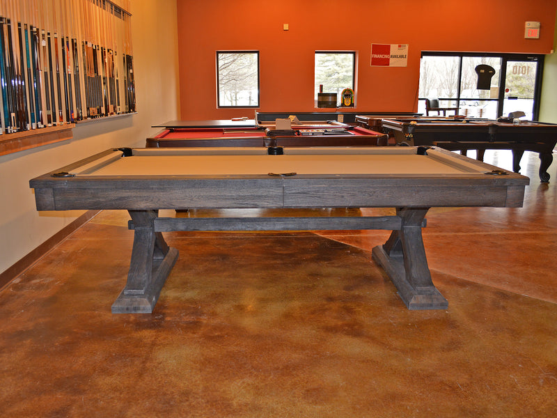 Presidential Kariba Pool Table side