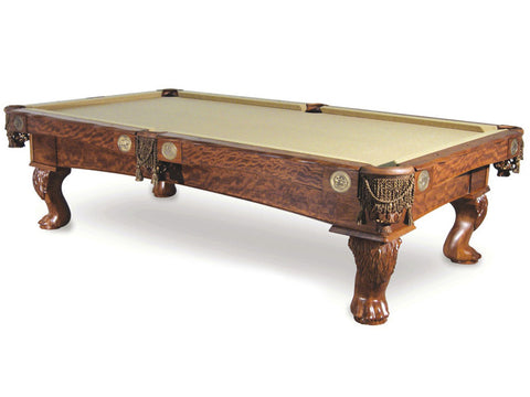 A Presidential King of Africa Pool Table