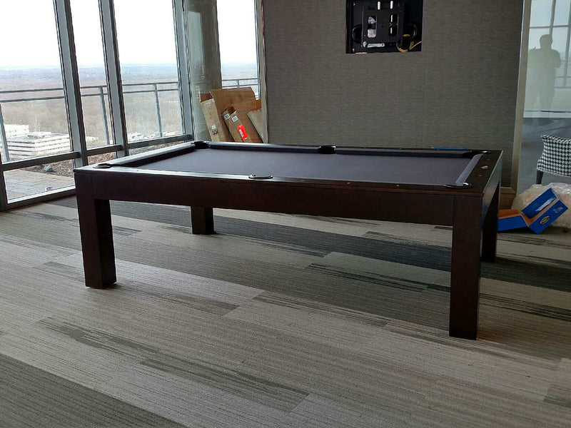Robbies Billiards Modern Dining Pool Table