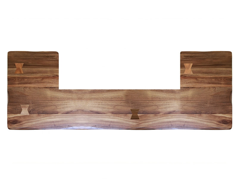 Rustic Modern Home Bar Top
