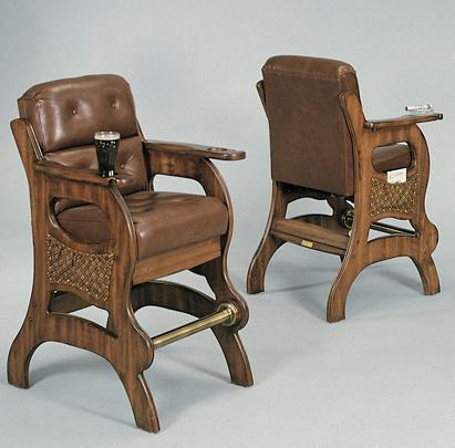 Darafeev Mann Theater Billiard Spectator Chair