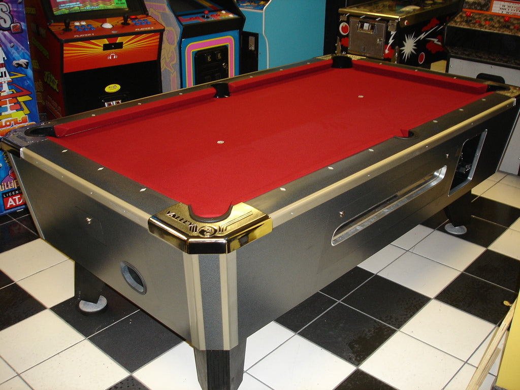 Valley Black Cat 93 7u0027 Pool Table